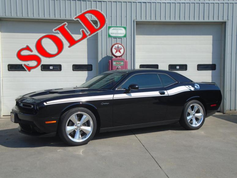 2015 DODGE CHALLENGER R/T CLASSIC
