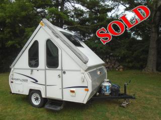 2008 A-LINER SPORT TRAVEL TRAILER