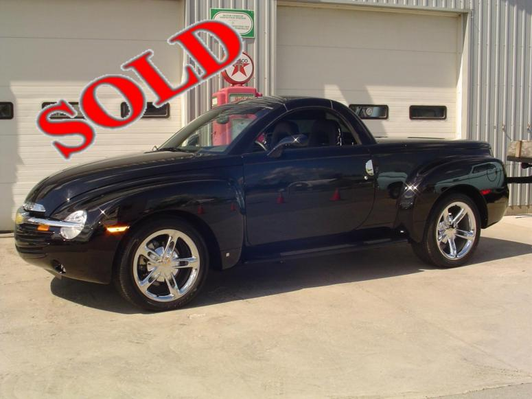 Corvettes Sold Previously Sold 2006 Chevy Ssr