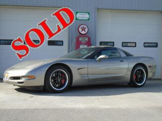 2002 CHEVROLET C5 CORVETTE COUPE