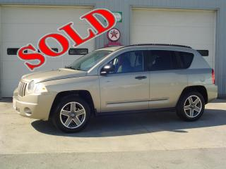 2009 JEEP COMPASS NORTH EDITION AWD