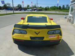 CORVETTE C7.R LIMITED EDITION SPECIAL INDOOR CAR COVER W/ C7.R GRAPHICS